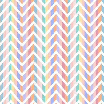 Zig zag minimal lines pattern