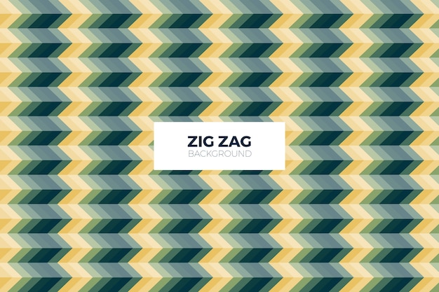 Zig zag shape abstract background