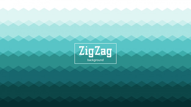 Zigzag absrtrack background