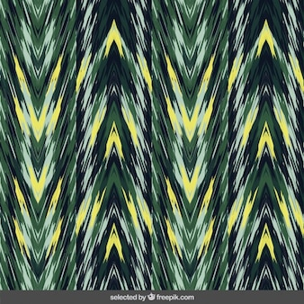 Zigzag background in abstract style