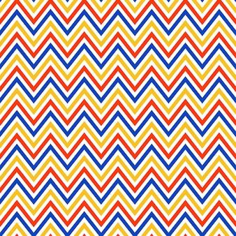 ジグザグパターン。幾何学的なシンプルな背景。クリエイティブでエレガントなスタイルのイラスト