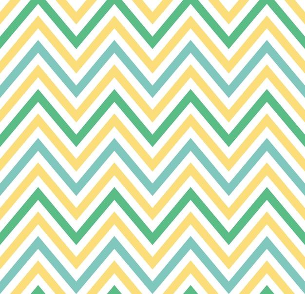 지그재그 패턴, 기하학적 간단한 배경입니다. 우아하고 고급스러운 스타일의 일러스트레이션