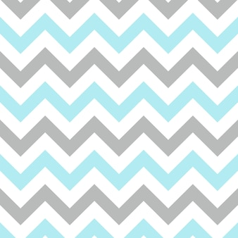 Zigzag pattern in pastel color