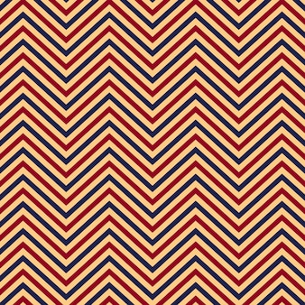 Zigzag pattern seamless background.