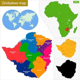 짐바브웨지도