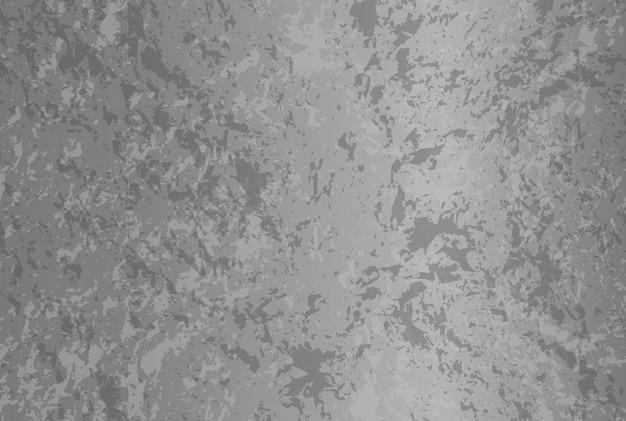Цинк металлическая текстура большой баннер реалистичные иллюстрации
