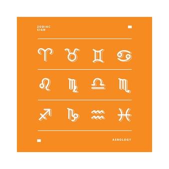 Знак зодиака и элемента