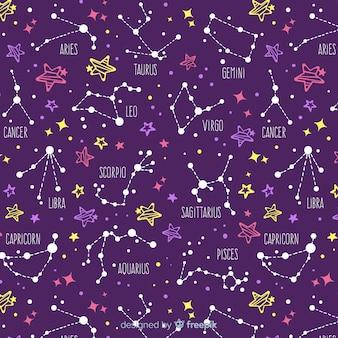 Zodiac pattern
