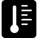 Ambiental Quecksilber-Thermometer