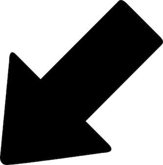 Arrow südwesten