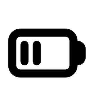 Batterie mitte