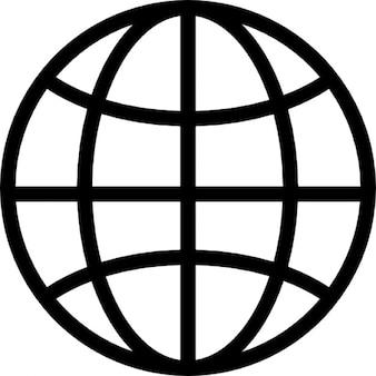 Erdgitter Symbol