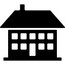 Haus große Bau