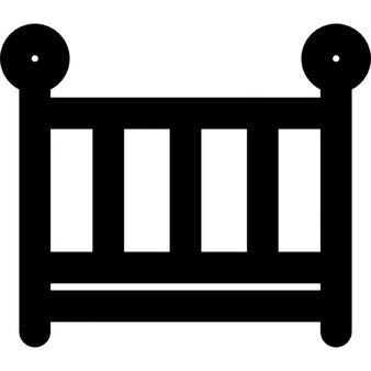 babybett vektoren fotos und psd dateien kostenloser download. Black Bedroom Furniture Sets. Home Design Ideas