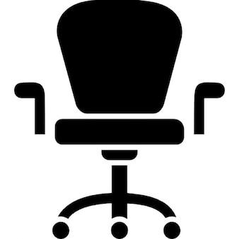 Sessel mit Rädern der Studiomöbel
