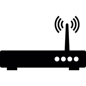 WLAN-Router | Download der kostenlosen Icons
