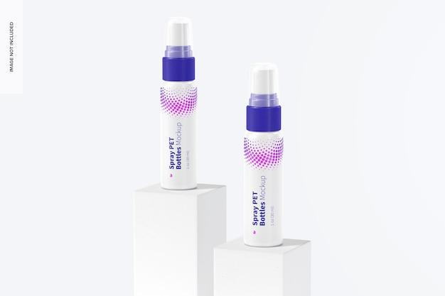 1 unze spray pet flaschen modell
