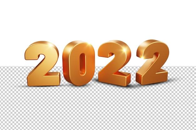 2022 3d-textillustration alpha-hintergrund