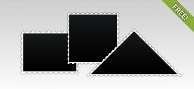 3 free post briefmarken