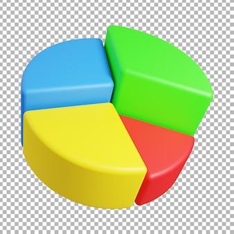 3d-asset-kreisdiagramm-designillustration