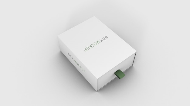 3d-box-paketmodell