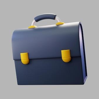 3d business aktentasche