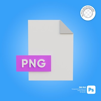 3d-datei-icon-format png