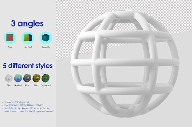3d-erdsymbol