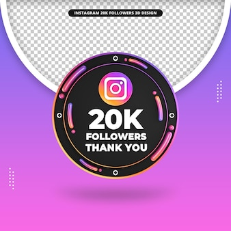 3d-front rendert 20.000 follower auf instagram-design