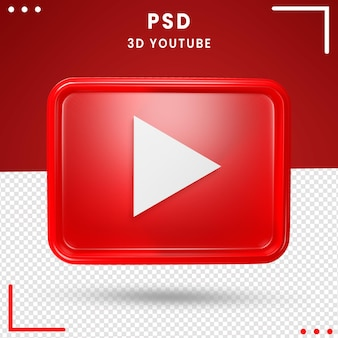 3d gedrehtes logo youtube