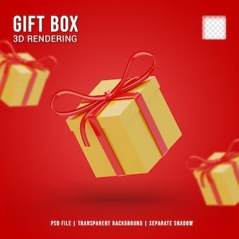 3d-geschenkbox-symbol