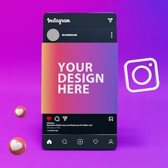 3d-instagram-mock-up-post