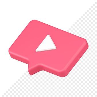 3d-kommentarsymbol