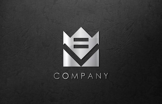 3d-logo mockup business company