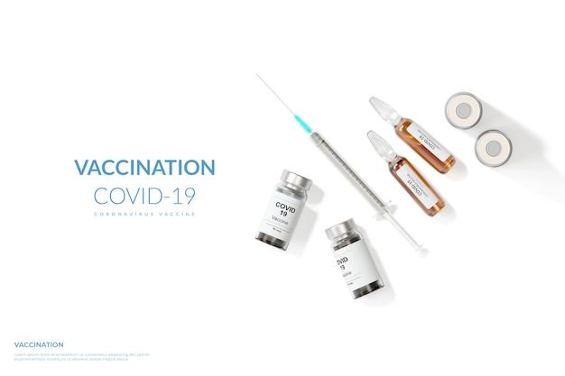 3d machen impfung coronavirus impfstoff