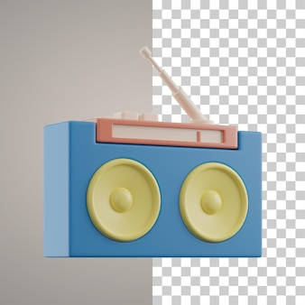 3d-radio
