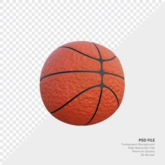 3d realistischer basketball