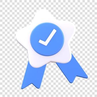 3d-rendering-award-symbol