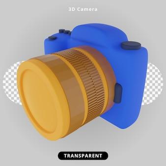 3d-rendering-dslr-kamera-illustration