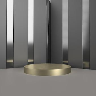 3d-rendering-luxus-podium