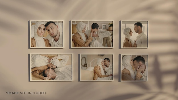 3d-rendering-poster-fotorahmen-im-wohnzimmer-modell