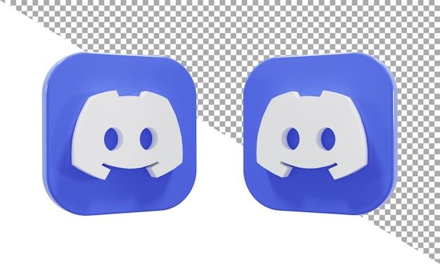 3d-rendering-symbol logo zwietracht isometrisch