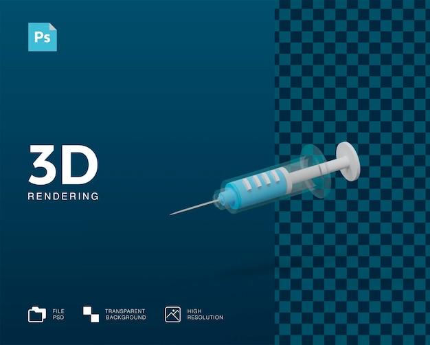 3d-spritzenabbildung