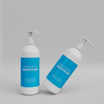 3d-sprühflaschenmodell