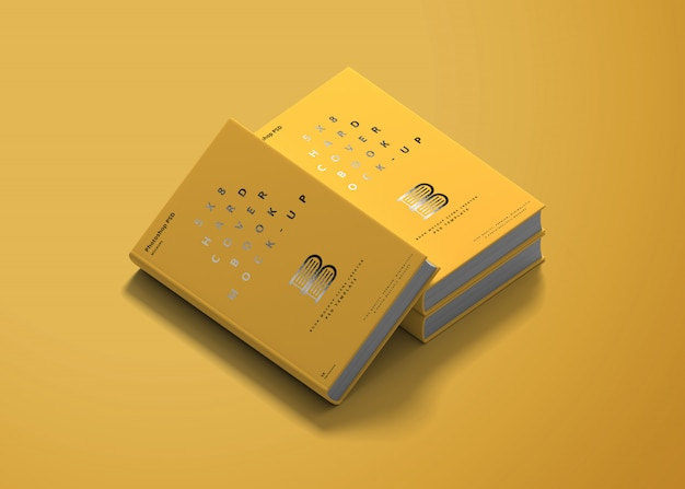 5x8 hardcover buchmodell