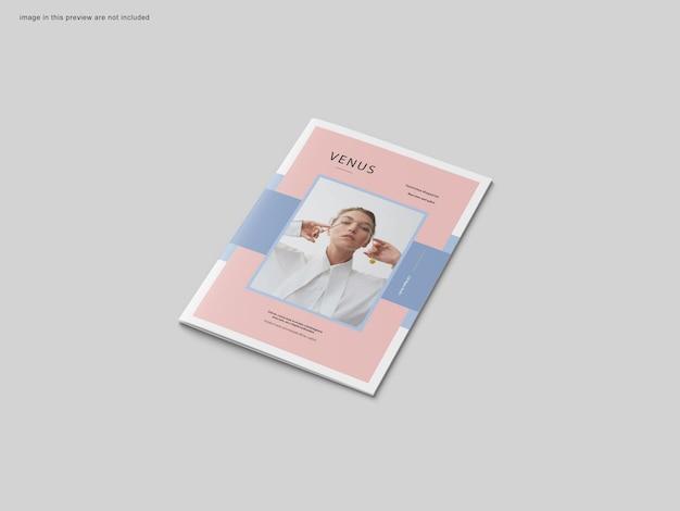 A4 cover broschüre modell