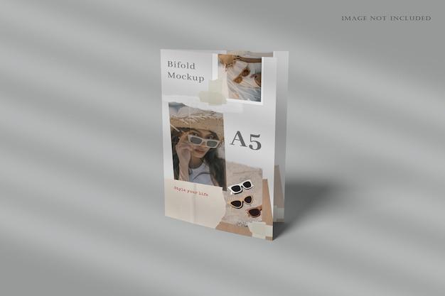 A5 bifold-modell