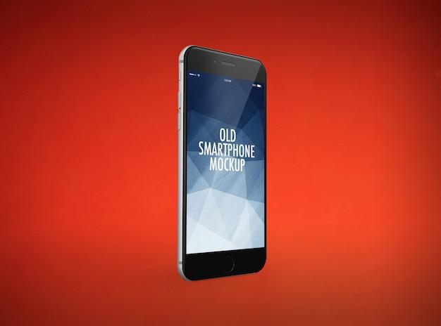 Altes smartphone-modell