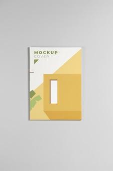 Anordnung des modernen mock-up-rahmens