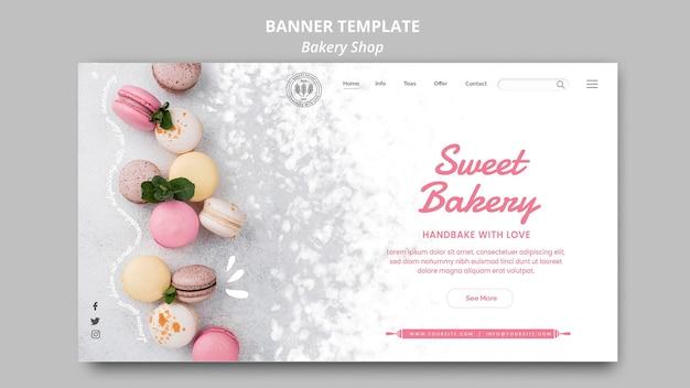 Bäckerei banner